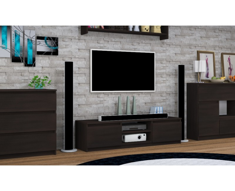 Televizní stolky jako perfektní bytové doplňky