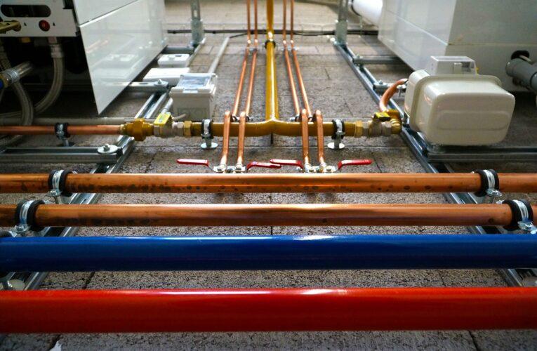 Rozvody topení a vodoinstalace svěřte profesionálům!